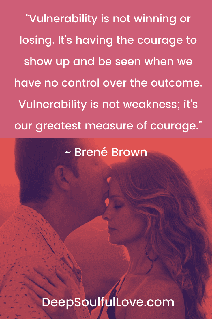 Brene Brown Vulnerability Quote
