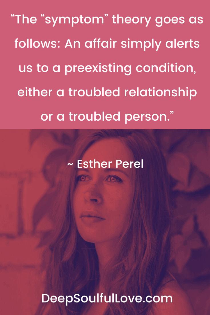 Esther Perel Affair Quote