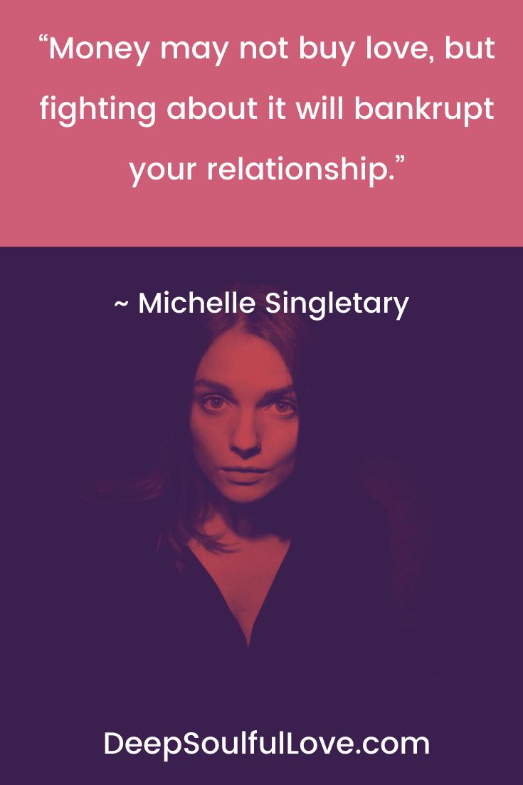 Michelle Singletary Money Quote